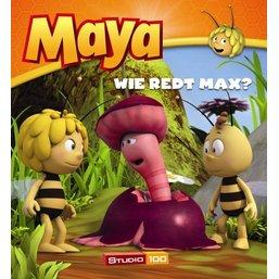 Maya de Bij Boek - Wie redt Max?