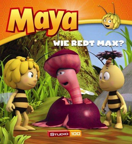 Maya de Bij Boek Wie redt Max?
