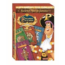 Jeu de cartes familles Pat le Pirate
