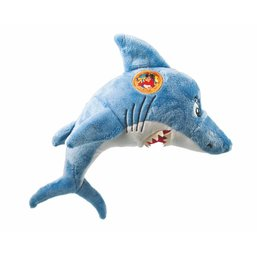 Peluche requin Pat le Pirate