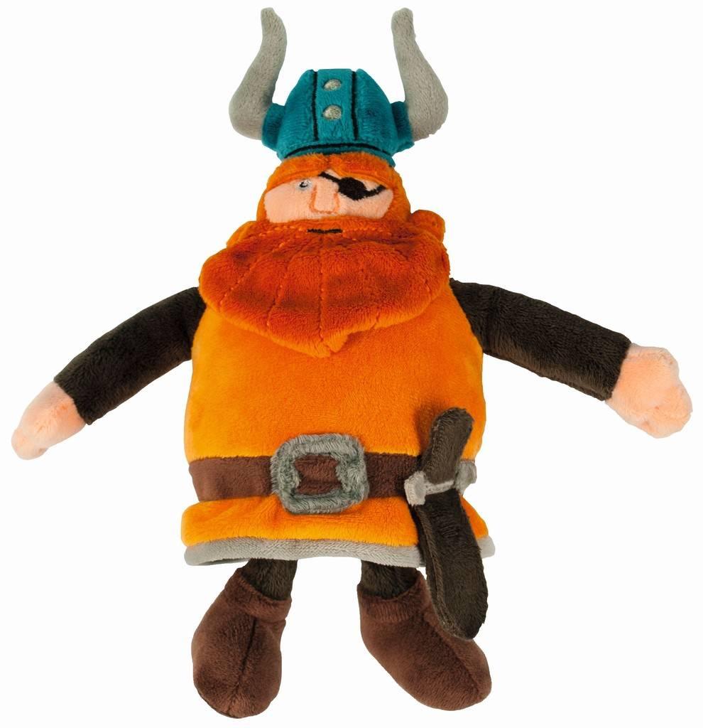 Wickie de Viking Pluche Halvar 30 cm