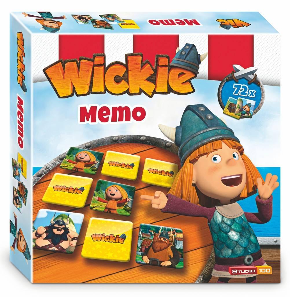 Wickie de Viking Memo