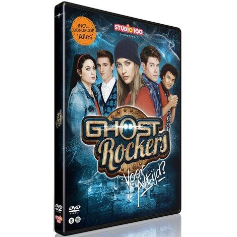Ghost Rockers DVD - Voor altijd