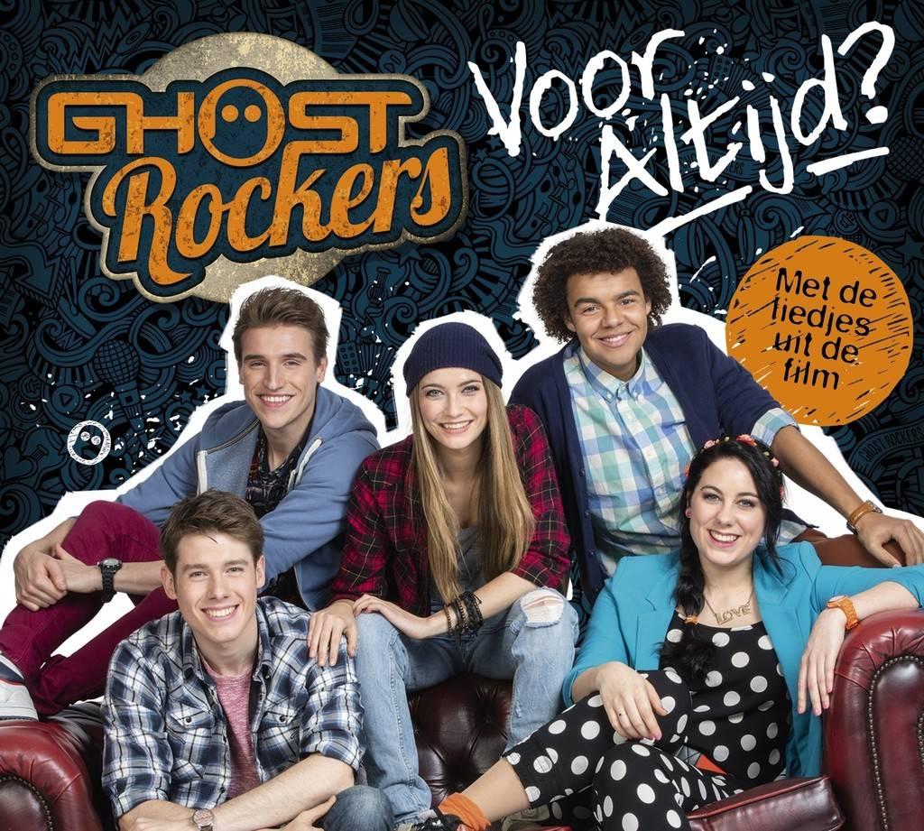 Ghost Rockers CD Voor Altijd
