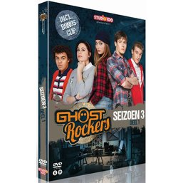 Ghost Rockers 2-DVD box - Seizoen 3 deel 1
