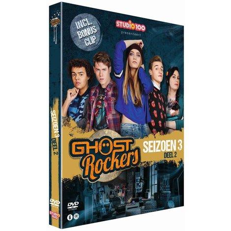 Ghost Rockers DVD - Seizoen 3 Deel 2