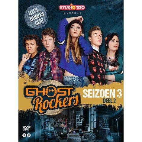 Dvd Ghost Rockers: Ghost Rockers S03D02