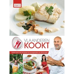 NJAM! Boek Vlaanderen kookt