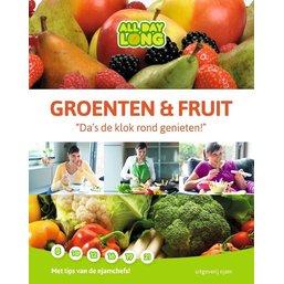 NJAM! Boek Groenten en fruit