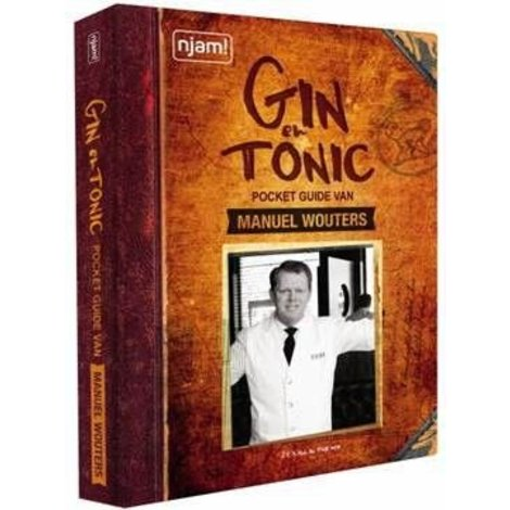 NJAM! Boek Gin & Tonic pocket Guide