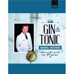 NJAM! Boek Gin & Tonic around the world