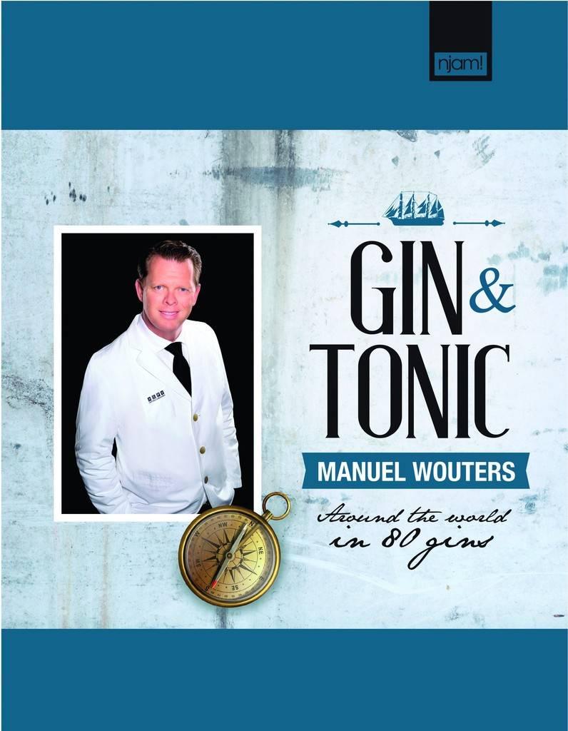 NJAM! Boek Gin & Tonic around the world