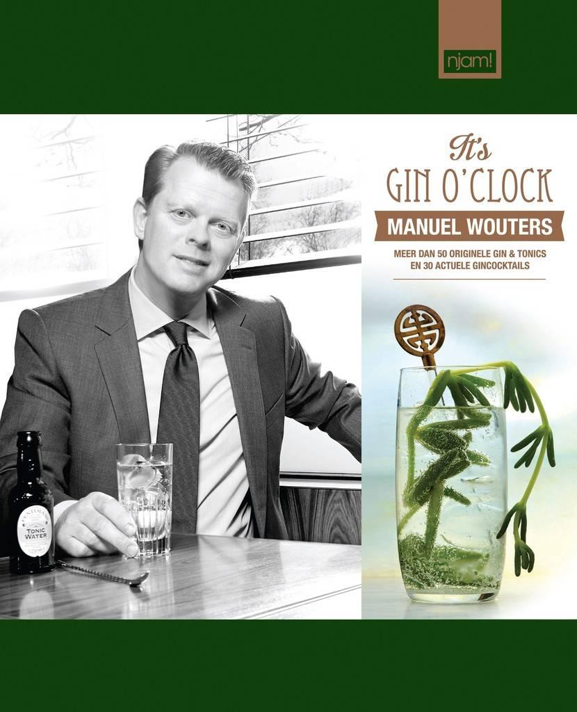 NJAM! Boek - It's Gin O-Clock