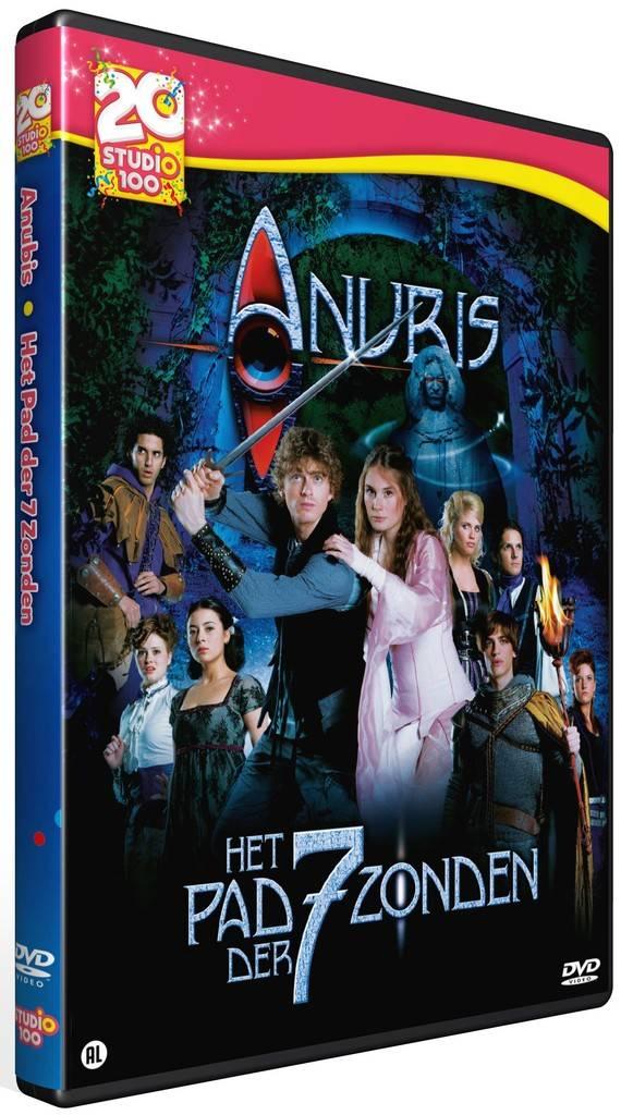 Anubis DVD - Het pad der 7 zonden