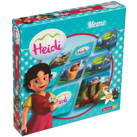 Mémory Heidi