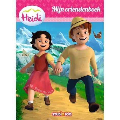 Heidi Vriendenboek