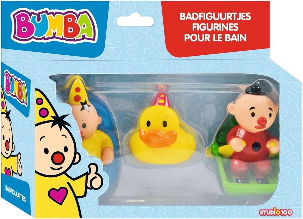 Figurines pour le bain Bumba- 3 pièces