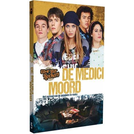 Boek Ghost Rockers: De Medici Moord