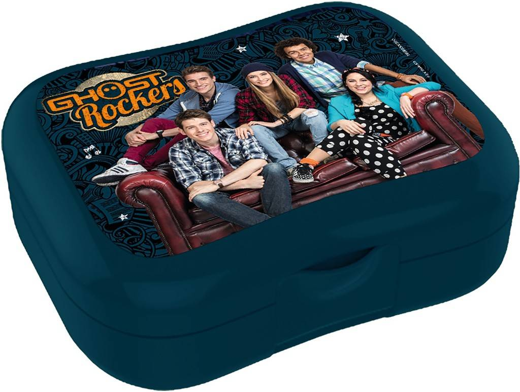 Ghost Rockers Lunchbox - Donkerblauw
