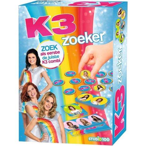 K3 zoeker reisspel