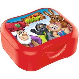 Boîte à biscuits Plop & les Peppers - rouge