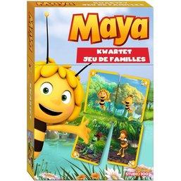 Maya Jeu de cartes familles XL