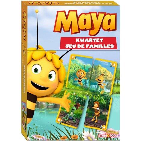 Jeu des 7 familles XL Maya l'abeille