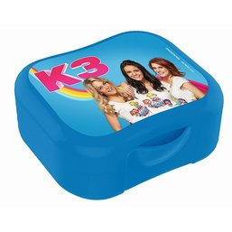 K3 Boîte à biscuits - bleu