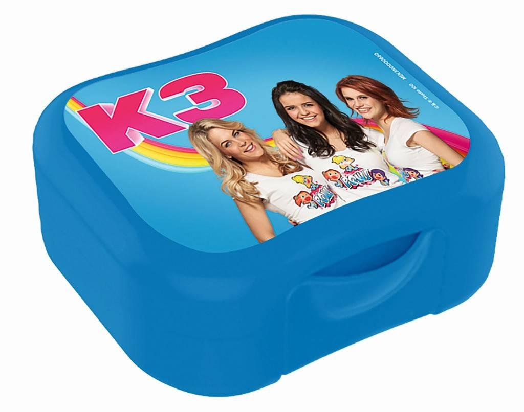 Boîte à biscuits K3 - bleue
