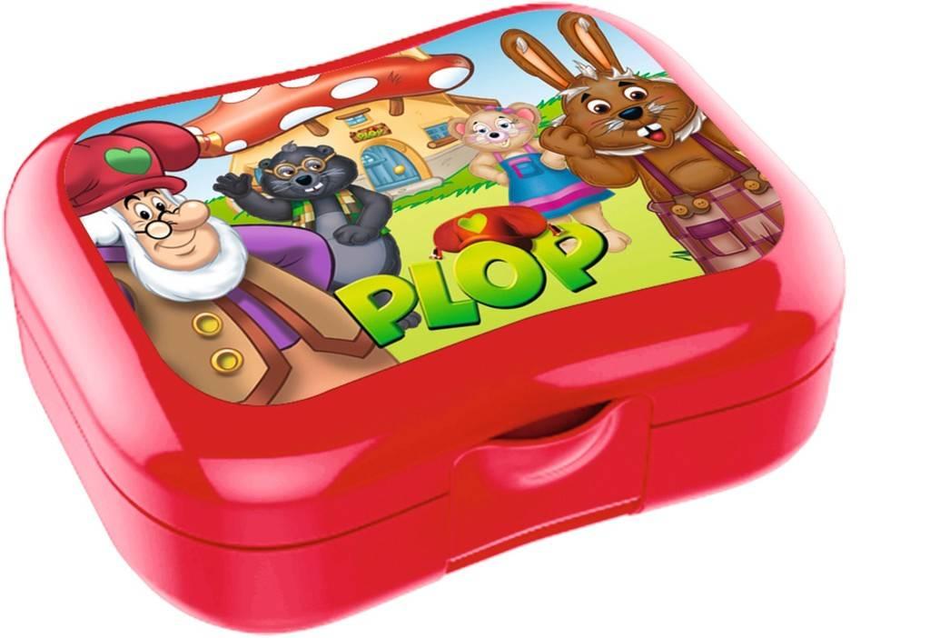 Boîte à casse-croûte Plop