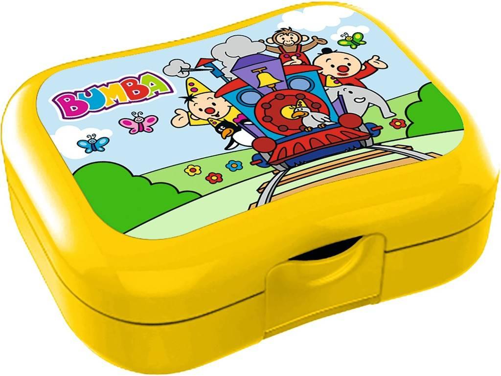 Bumba Lunchbox - Geel