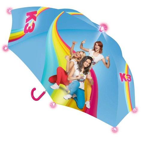 Paraplu K3 met licht