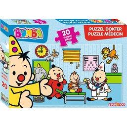 Bumba Puzzle - Médecin 20 pièces