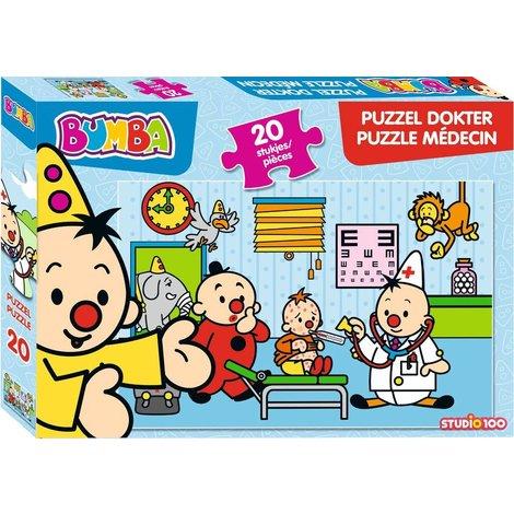 Puzzle Bumba médecin 20 pièces