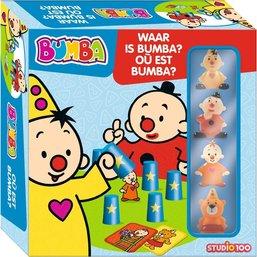 Bumba Jeu - Où est Bumba?