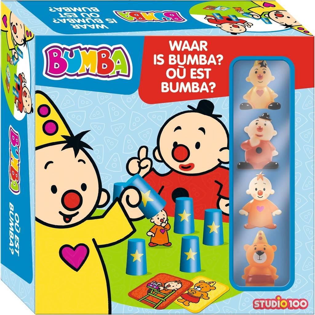 Livre Bumba - Où est Bumba?