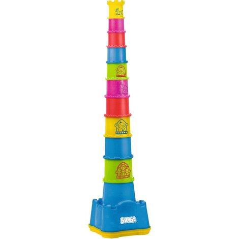 Bumba Tour de blocs avec trieuse de formes