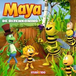 Maya de Bij Boek - De bijenkoning