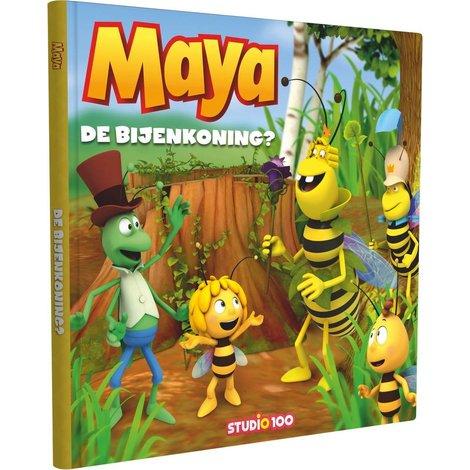 Boek Maya: De bijenkoning