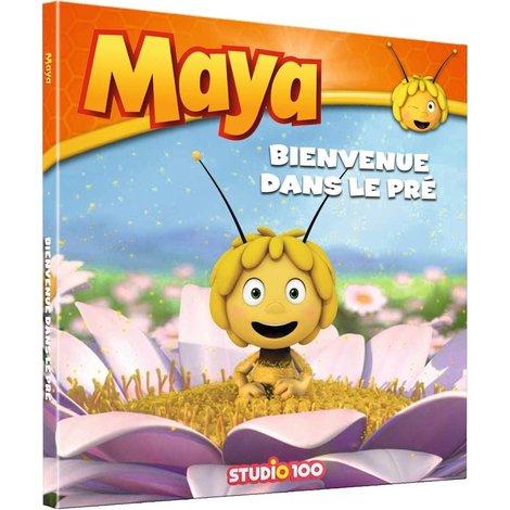Livre Maya l'abeille - Bienvenue dans le pré