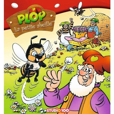 Livre Lutin Plop - La petite abeille