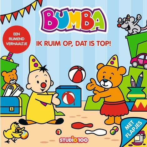 Boek Bumba flapjes: Ik ruim op