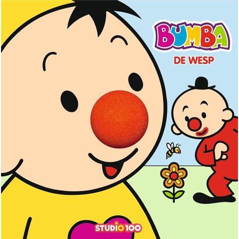 Boek Bumba met piepneus: de Wesp