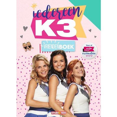 Vriendenboek K3