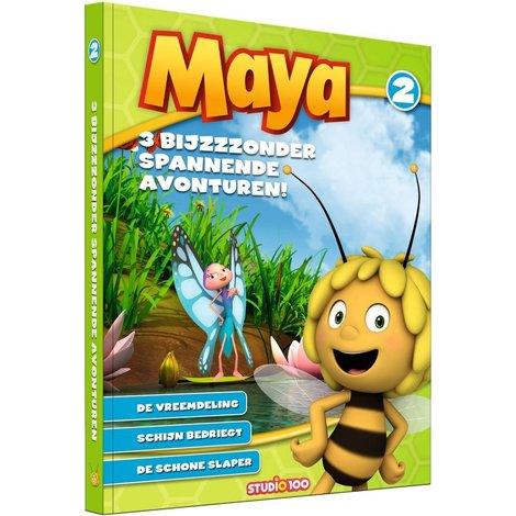 Maya de Bij Boek - 3 Bijzondere spannende avonturen 2
