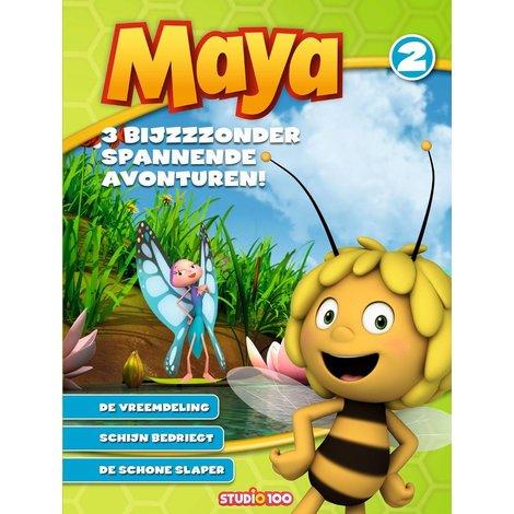 Maya de Bij Boek - 3 Bijzondere avonturen vol. 2