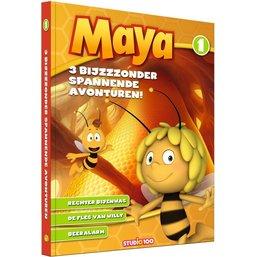 Maya de Bij Boek- 3 Bijzondere spannende avonturen 1
