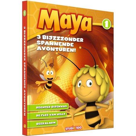 Boek Maya: Verhalenboek 1