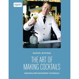 NJAM! Boek The art of making cocktails