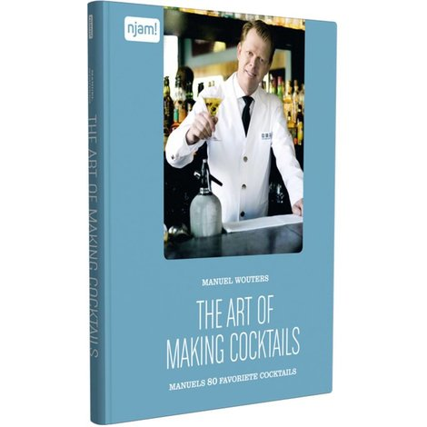 Boek Njam: The art of making cocktails